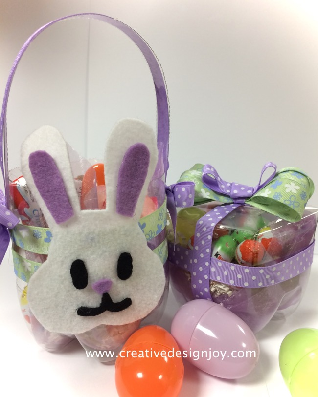 diy easter treat bags