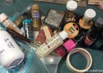 mixed media art supplies